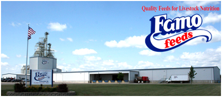 Famo Feeds is a leader in high quality feeds